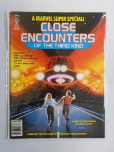 Close Encounters of the Third Kind Official Poster (1978 Paradise Press) #3 7.5