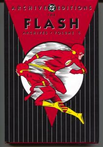 Flash Archives-Vol 4-Golden Age Color Reprints-Hardcover