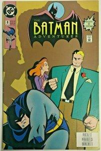 BATMAN ADVENTURES#8 VF 1993 DC COMICS