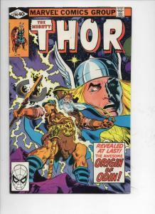 THOR #294 NM God of Thunder Origin Odin 1966 1980, more Thor in store
