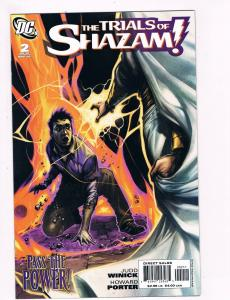 The Trial Of Shazam # 2 DC Comic Books Hi-Res Scans Great Issue Modern Age!! S17