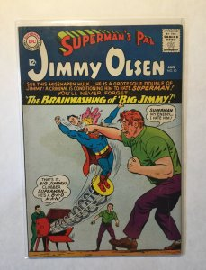 Superman's Pal Jimmy Olsen 90 Very Good+ Vg+ 4.5 Stain On Cover Dc Comics