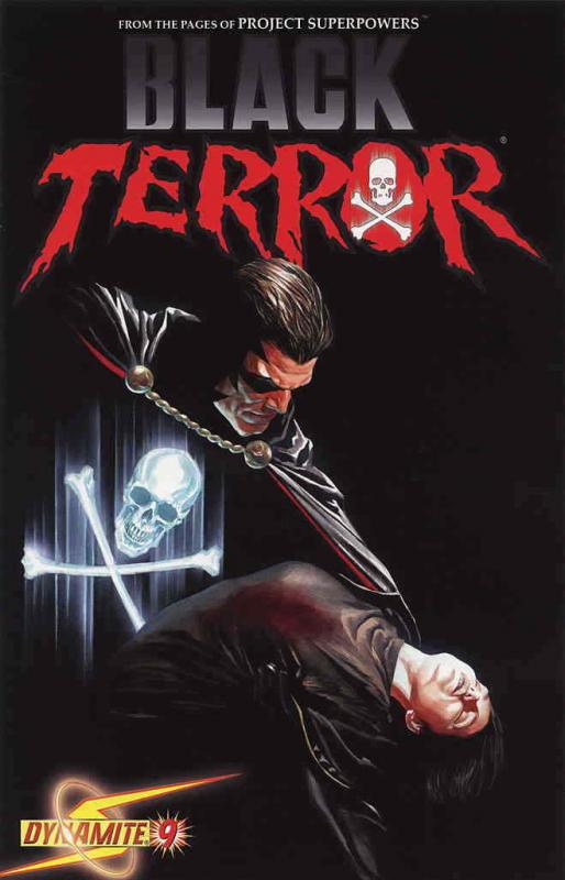 Black Terror (Dynamite) #9A VF/NM; Dynamite | save on shipping - details inside