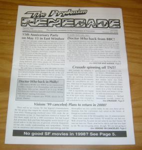 Prydonian Renegade (vol. 15) #11 VF/NM; Prydonians of Prynceton | save on shippi