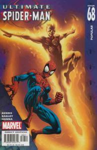 Ultimate Spider-Man #68 VF/NM; Marvel | save on shipping - details inside