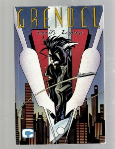 Grendel Devil's Legacy Comico Comics TPB Graphic Novel Comic Book Matt Wagne SB5