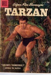 Tarzan (1948 series) #99, VG+ (Stock photo)