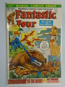 Fantastic Four #118 6.0 FN (1972 1st Series)