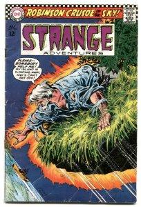 Strange Adventures #202 1967- DC Silver Age FR