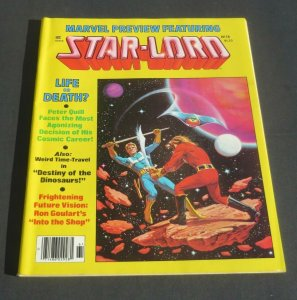 Marvel Preview Presents Star-Lord #18 FN/VF Guardians of the Galaxy 1979 Sci-Fi