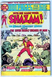 SHAZAM(vol. 1) # 16 The Original 100PG Spectacular