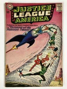 JUSTICE LEAGUE OF AMERICA (1960-1987 DC) 17 VG- COMICS BOOK