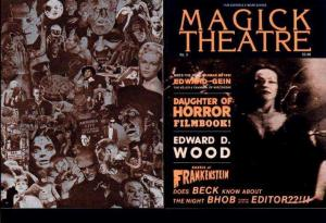MAGICK THEATRE 6 ( 3.00 cvrpr) VF-NM INTERVIEW: CALVIN