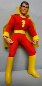 DC Comics,1972,Shazam,CAPTAIN MARVEL,NM,Mego,World's Greatest Superheroes