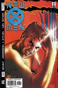 New X-Men, The #123 FN; Marvel   save on shipping - details inside