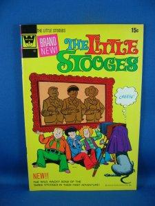 THE LITTLE STOOGES 1 VF NM WHITMAN VARIANT 1972