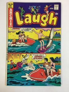 LAUGH (1946-1987)295 VF-NM Oct 1975 COMICS BOOK