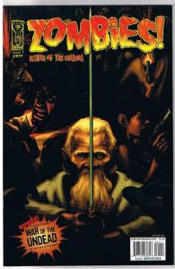 ZOMBIES : ECLIPSE of the UNDEAD #1, NM, 2006, IDW, Undead, more Horror in store