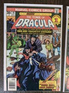 Tomb of Dracula #49 (1976)