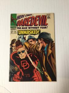 Daredevil 29 7.5 Very Fine- Vf- Silver Age