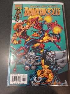Marvel Select #21 (1999)