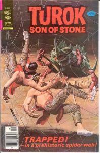 TUROK 118 VG   Nov. 1978 COMICS BOOK