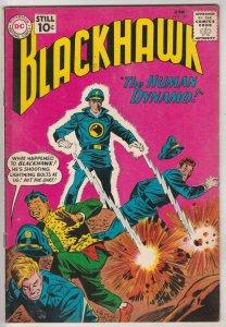 Blackhawk #161 (Jun-61) FN/VF+ High-Grade Black Hawk, Chop Chop, Olaf, Pierre...