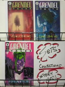 GRENDEL TALES HOMECOMING (1994 DH) 1-3