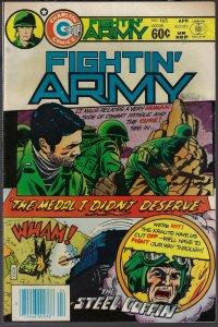Fightin' Army #163 (Charlton, 1982)