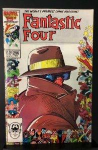 Fantastic Four #296 (1986)