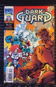 Dark Guard (UK) #3 (1993)