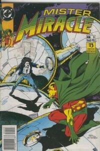 Mister Miracle numero 3: Simbiosis perfecta