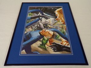 Marvels #3 Fantastic Four Framed 16x20 Cover Poster Display Alex Ross