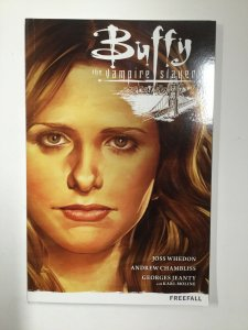 Buffy The Vampire Slayer Freefall Tpb Softcover Sc Near Mint Nm Dark Horse