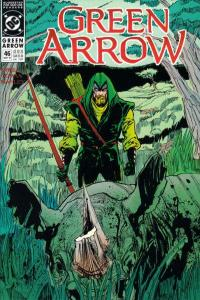 Green Arrow (1988 series) #46, NM- (Stock photo)