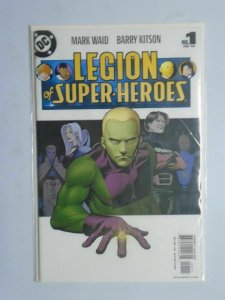 Legion of Super-Heroes (2005-2009 5th Series) #1 - 8.0 VF - 2005