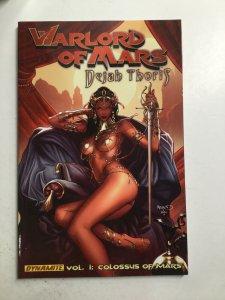 Warlords Of Mars Dejah Thoris The Colossus Of Mars Vol 1 Tpb Sc Nm Dynamite