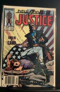 Justice #14 (1987)