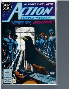 Action Comics #607 (1988)