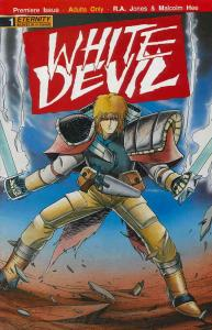 White Devil #1 FN; Eternity | save on shipping - details inside