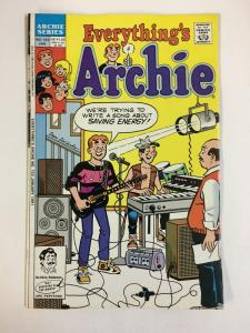 EVERYTHINGS ARCHIE (1969-1991)153 VF-NM Jan 1991 COMICS BOOK