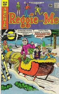 Reggie and Me #86 FN; Archie   save on shipping - details inside