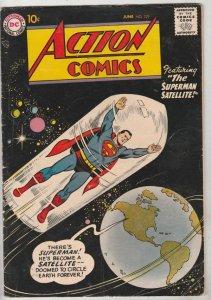 Action Comics #229 (Jun-57) VG+ Afordable-Grade Superman