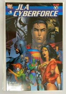 JLA Cyberforce #1 DC 8.0 VF (2005)
