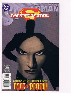 Superman Man Of Steel # 114 DC Comic Books Hi-Res Scan Modern Age Great Issue S6