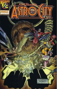 Astro City (Kurt Busiek's…, Vol. 2) #1/2A (½ half) VF/NM; Image   save on shippi