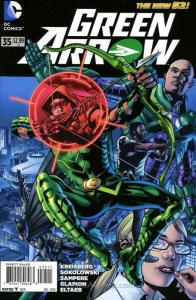 Green Arrow (5th Series) #35 VF; DC | save on shipping - details inside