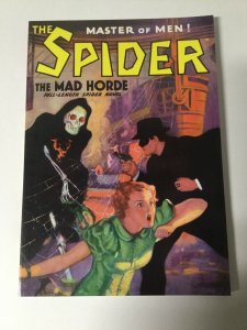 Spider 8 Nm Near Mint Pulp Reprint Bold Venture