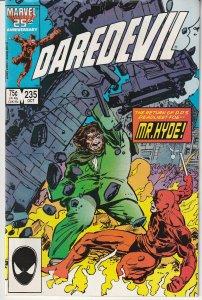 Daredevil(vol. 1)# 235  Steve Ditko Does Daredevil !