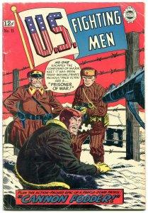U.S. Fighting Men #15 1964- Super Golden Age Reprint VG